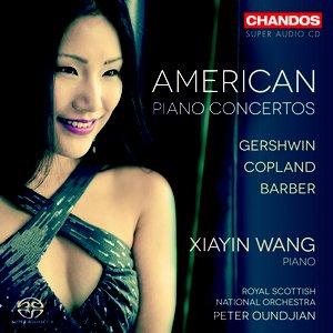 Image for 'American Piano Concertos'