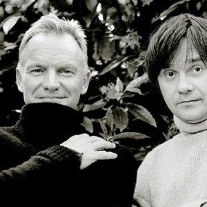 Image for 'Sting & Edin Karamazov'