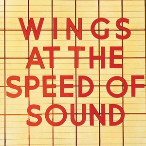 Image for 'Wings at the Speed of Sound'