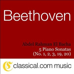 Image for 'Ludwig van Beethoven, Piano Sonata No. 1 In F Minor, Op. 2 No. 1'