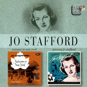 Image for 'Autumn in New York/ Starring Jo Stafford'