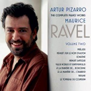 Imagen de 'The Complete Piano Works of Maurice Ravel volume 2'