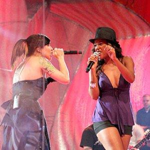 Image for 'Negra Li e Pitty'