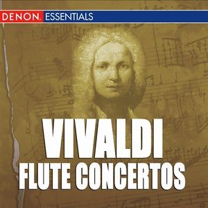 Image for 'Concerto for Flute, Strings & B.c. No. 4 in C Major, RV 443: II. Largo'