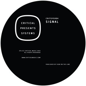 Bild für 'Critical Presents: Systems 004'