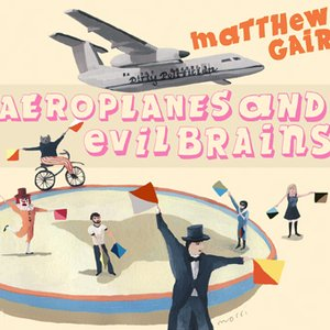 Image pour 'Aeroplanes and Evil Brains'