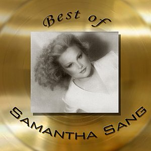 Image for 'Best of Samantha Sang'