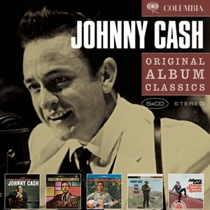 Image for 'Johnny Cash Slipcase'