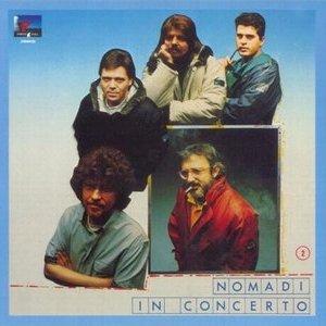 Bild für 'Nomadi In Concerto vol. 2'