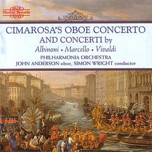 Image for 'Cimarosa's Oboe Concerto and Concerti by Albinoni, Marcello & Vivaldi'