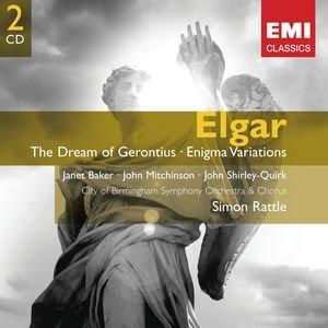 Image for 'Elgar - The Dream of Gerontius/Enigma Variations'