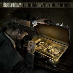 Image for 'Trouble With Machines'