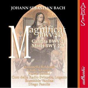 Image for 'Bach: Magnificat BWV 243 - Cantata BWV 21 - Motet BWV 225'
