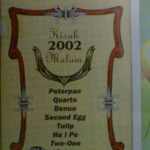 Immagine per 'Kisah 2002 Malam'