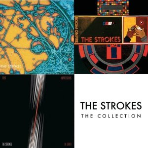 Image pour 'The Strokes: The Collection'