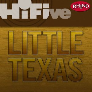 Immagine per 'Rhino Hi-Five: Little Texas'