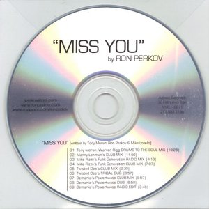 Image for 'Miss You'