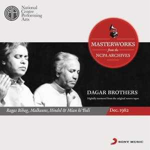 Image for 'From the NCPA Archives - Dagar Brothers'