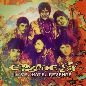 Image for 'Love, Hate, Revenge'