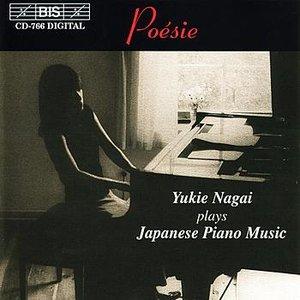 Imagem de 'NAGAI, Yukie: Japanese Piano Music'