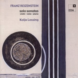 Image for 'Reizenstein, F.: Piano Sonata No. 1 / Viola Sonata, Op. 45 / Violin Sonata, 46'