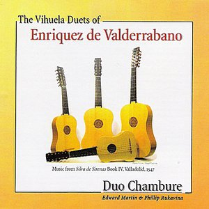 Image for 'Vihuela Duets of Valderrabano'