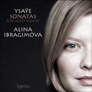 Image for 'Ysaÿe: Sonatas For Solo Violin'