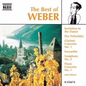 Image for 'WEBER (THE BEST OF)'