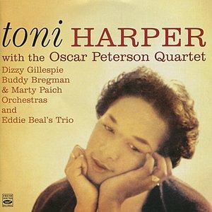Image for 'Toni Harper with The Oscar Peterson Quartet'