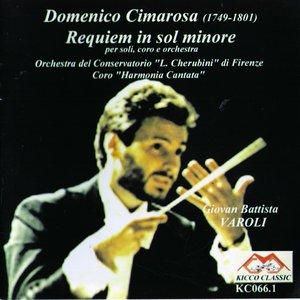 Image for 'Domenico Cimarosa : Requiem in Sol Minore per soli, coro e orchestra'