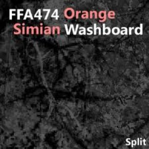 Immagine per 'Split w/ FFA474 Orange'