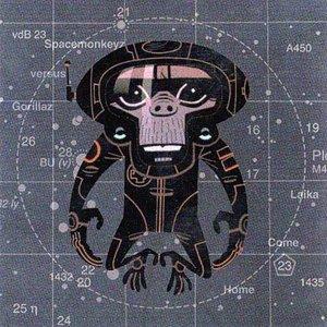 Image for 'Gorillaz; Spacemonkeyz'