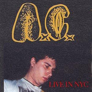Immagine per 'Live in N.Y.C. 1995 WNYU'