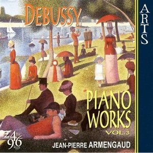 Image for 'Debussy: Complete Piano Works - Vol. 3'