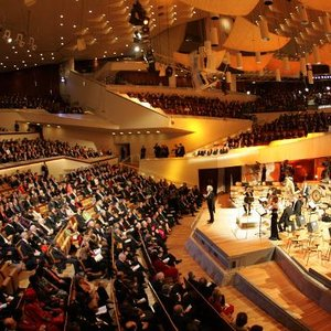Image pour 'Agnes Baltsa, Berliner Philharmoniker, Helmuth Froschauer, Herbert von Karajan, Janet Perry, José Van Dam, Vinson Cole & Wiener Singverein'