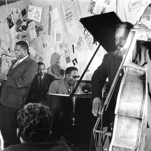 Immagine per 'Thelonious Monk Quartet'