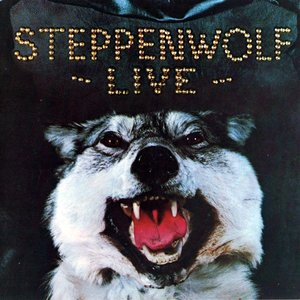 Image pour 'Live Steppenwolf'