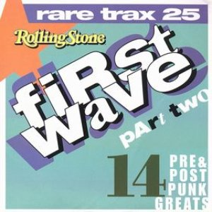 Image for 'Rolling Stone: Rare Trax, Volume 25: First Wave (Part 2)'