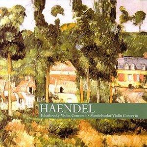 Bild für 'Haendel: Tchaikovsky - Violin Concerto, Mendelssohn - Violin Concerto'