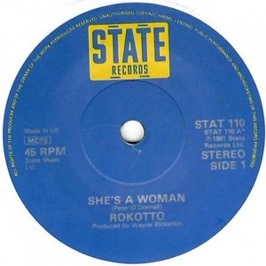 Image for 'She's a Woman'