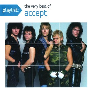 Image pour 'Playlist: The Very Best Of Accept'