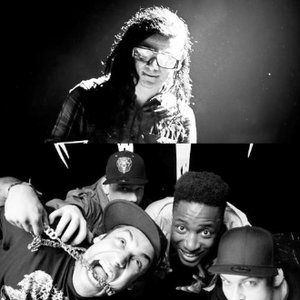 Bild für 'Foreign Beggars, Bare Noize, Skrillex'
