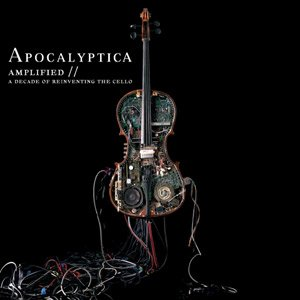 Immagine per 'Amplified // A Decade of Reinventing the Cello'
