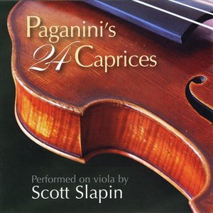 Image for '24 Caprices for Solo Violin, Op. 1: Caprice No. 19 in E Flat'