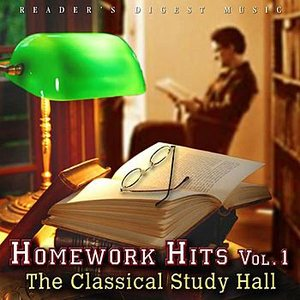 Bild för 'Reader's Digest Music: Homework Hits Vol. 1: The Classical Study Hall'