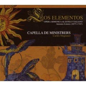Image for 'Los Elementos - Opera Armonica Al Estilo Ytaliano'