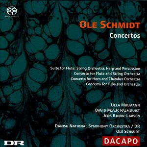 Image for 'Schmidt: Concertos'