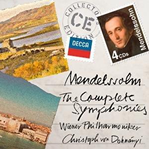 Image for 'Mendelssohn: The Complete Symphonies'