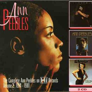 Image for 'The Complete Ann Peebles on Hi Records, Volume 1'