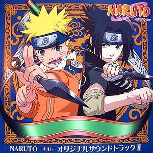 Image for 'NARUTO-ナルト-オリジナルサウンドトラック II'